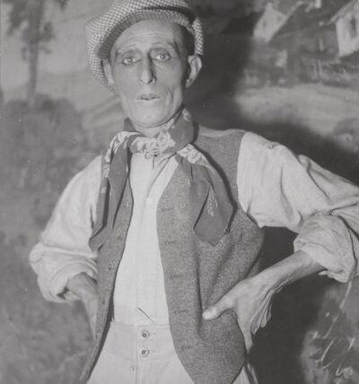 Germaine Krull, 'Five Photographs of Ludwig Starski', circa 1930s