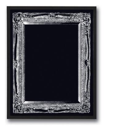 Soo-whan Choi, 'Emptiness_Silverwhite frame 01', 2009