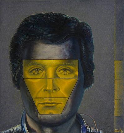 Franco Mulas, 'Identikit 4. Yellow'