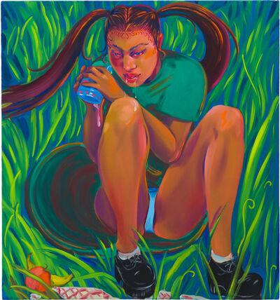 Haley Josephs, 'Sippy Cup Girl', 2018