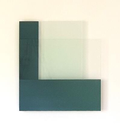 Christoph Dahlhausen, 'Acht Flächen', 2003