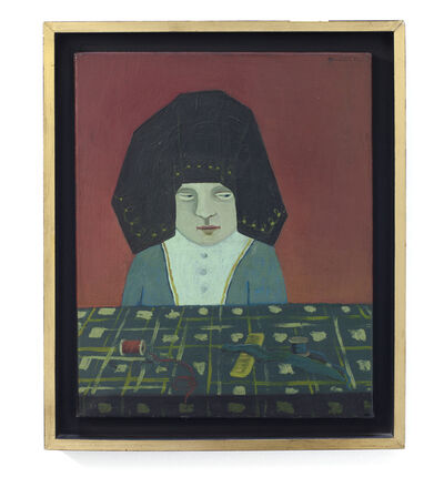 Emilia Gutiérrez, 'Niña', 1973