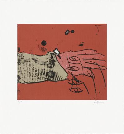 Antoni Tàpies, 'Quatre ulls', 2006