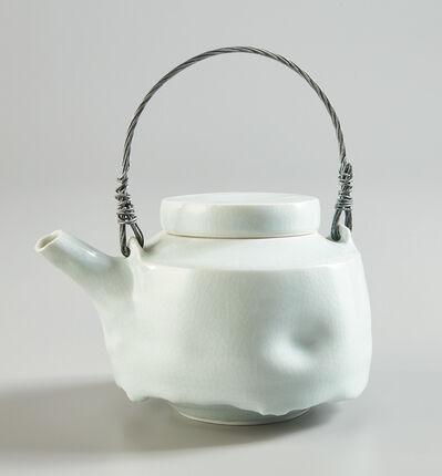 Edmund De Waal, 'Teapot', circa 1995