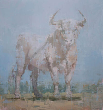 Joseph Adolphe, 'Toro Blanco No. 1', 2018