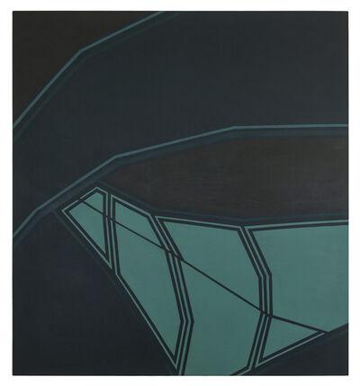 Tess Jaray RA, 'Glimmer', 1964