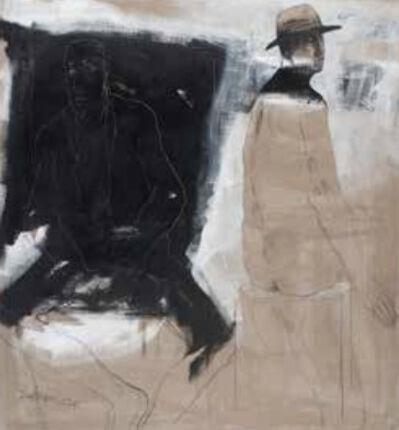 Bahram Hajou, 'Atelier Szene', 2020