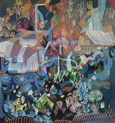Ashley Amery, 'Erosion and Regrowth', 2017