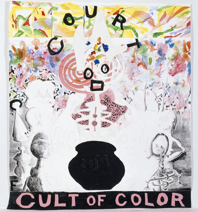 Trenton Doyle Hancock, 'Cult of Color', 2004