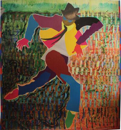 Miriam Schapiro, 'The Fugitive ', 1985