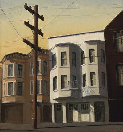 Jeff Bellerose, 'Transverse Lines', 2004