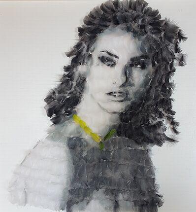 Marie-Ange Daudé, 'Chiara', 2018