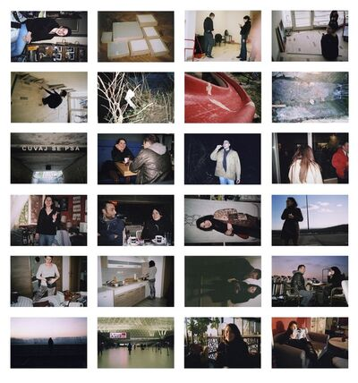 Glorija Lizde, 'My sister photographs me', 2018