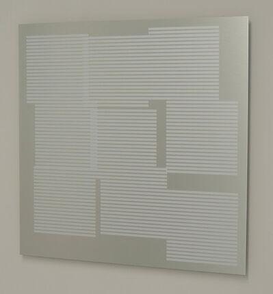 Vera Molnar, 'Lignes ou carrés', 1990-2000