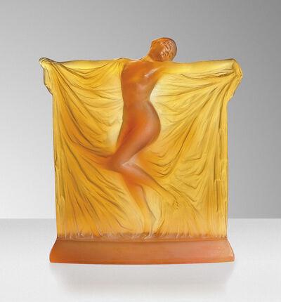 René Lalique, ''Thaïs', a figure, no. 834', designed 1925