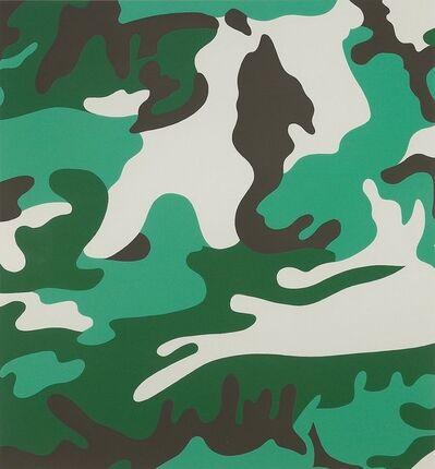 Andy Warhol, 'Camouflage (FS II.406)', ca. 1987