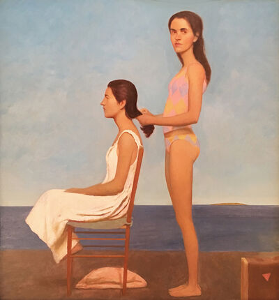 Bo Bartlett, 'The Present', 2003