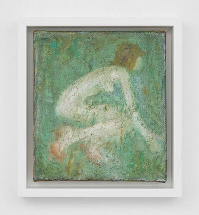 John Lees, 'Woman Crouching', 2018