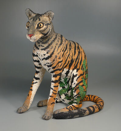 Leslie Grigsby, 'Tigger/Tiger (or Who She Thinks She Is)', 2015