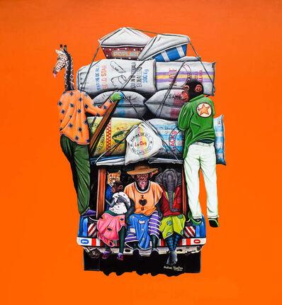 Abdias Ngateu, 'L'Opep 2 ', 2021