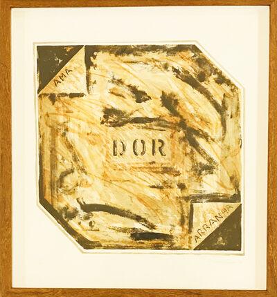 Rubens Gerchman, 'Dor', 1974