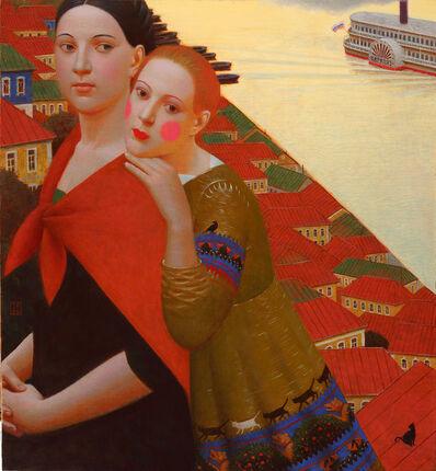 Andrey Remnev, 'Volga Matushka (Mother Volga)'