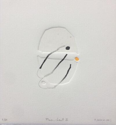 Patrick JANNIN-OMS, 'Plein-Chant III - n° 7/60'