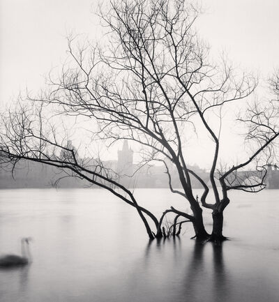 Michael Kenna, 'Swan Song - Prague, Czech Republic. ', 1990