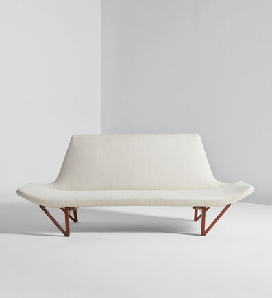 Edvard and Tove Kindt-Larsen, 'Rare sofa', circa 1956