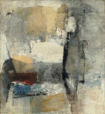 Giuseppe Santomaso, 'Palude in grigio', 1959