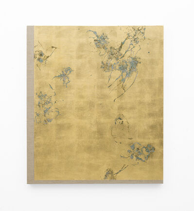 Pierre Vermeulen, 'Hair orchid sweat print, pink layer', 2018