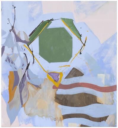 Luisa Kasalicky, 'Herz, Pik, Karo - blue ', 2016