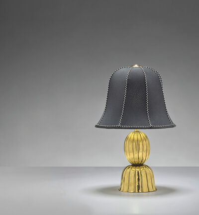 Josef Hoffmann, 'Table lamp, model no. M 3038', designed 1919, executed 1919, 1925