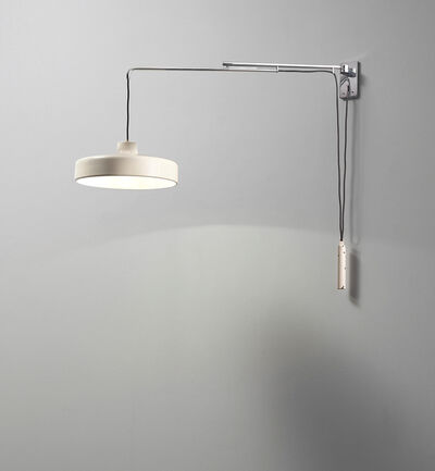 Gino Sarfatti, 'Extendable wall light, model no. 194n', circa 1950