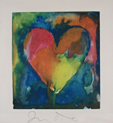 Jim Dine, 'IMOGEN I from Complete Graphics', 1970