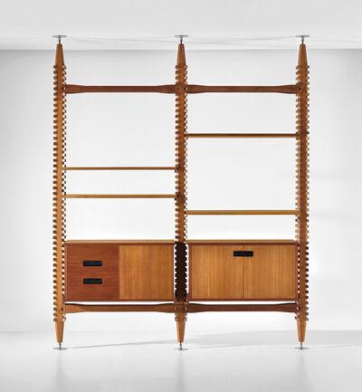 Ico Parisi, ''Lerici' modular bookcase', circa 1958