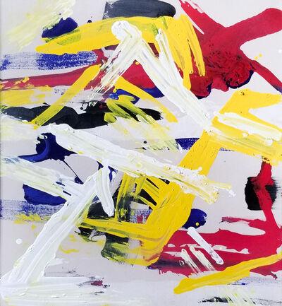 Francine Simonin, 'Free Jazz - Yellow III', 2006