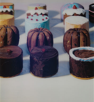 Sharon Core, 'Various Cakes', 2004
