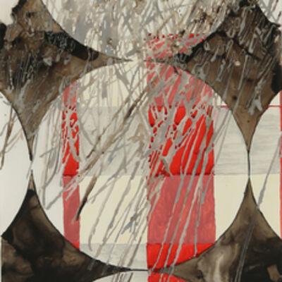 Katina Huston, 'Katagami Series: A', ca. 2014
