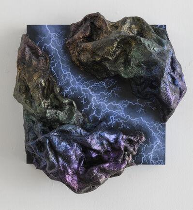 Kelly Berg, 'Obsidian Electric', 2018