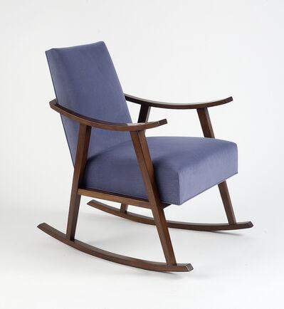 T.H. Robsjohn-Gibbings, 'Rare Rocking Chair', 1950