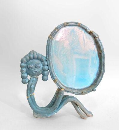 Eun-Ha Paek, 'Mirror Blue', 2019