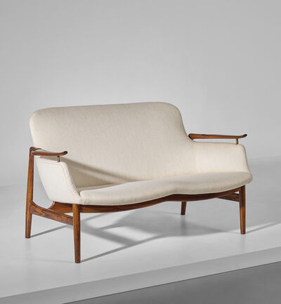 Finn Juhl, 'Two-seater sofa, model no. FJ 53'