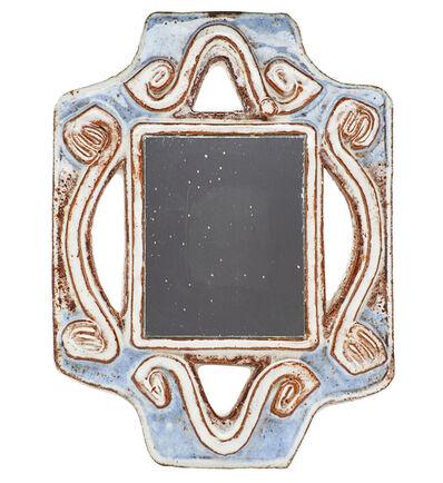 Marguerite Wildenhain, 'Rare mirror, Guerneville, CA'