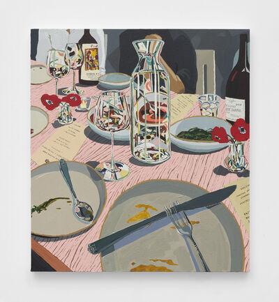 Hilary Pecis, 'Dinner', 2019
