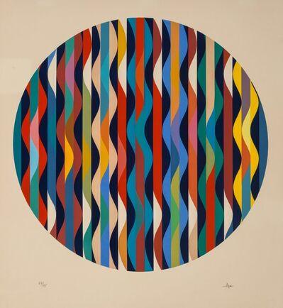 Yaacov Agam, 'Circle', c. 1980