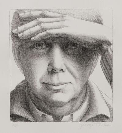 George Tooker, 'Self Portrait', 1984