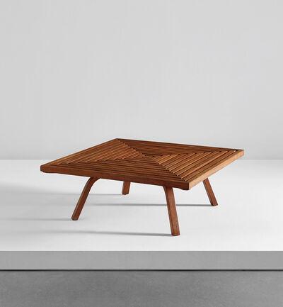 Edward Durell Stone, 'Rare coffee table', circa 1951