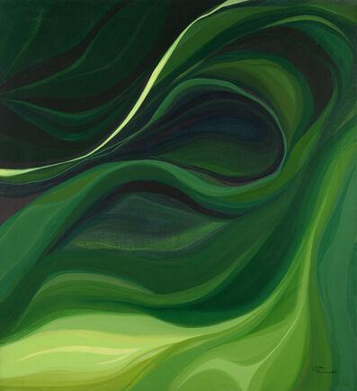 Lilian Thomas Burwell, 'Greening', 1983