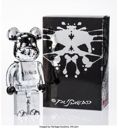 BE@RBRICK X Pushead, 'Pushead Silver Anniversary 400%', 2005